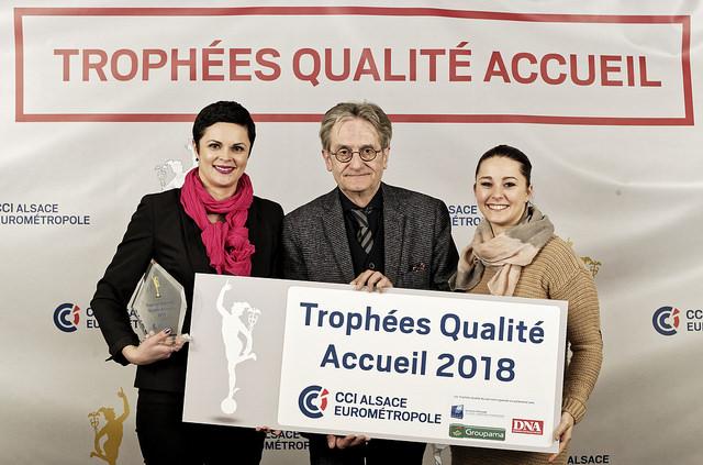 photo remise trophées