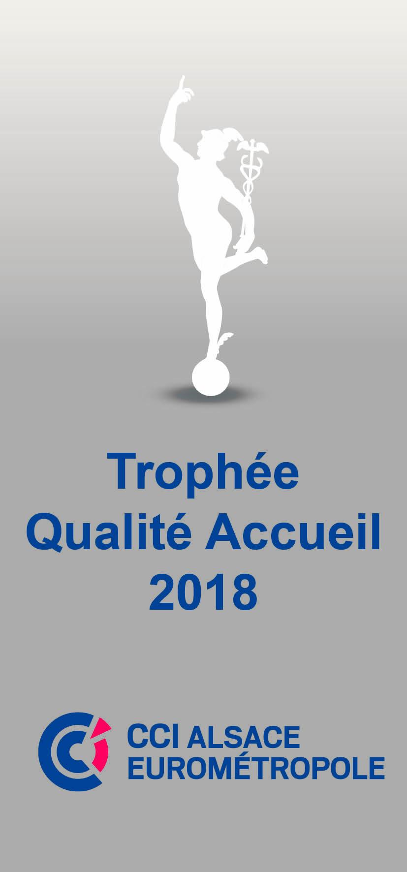 trophées qualité accueil 2018